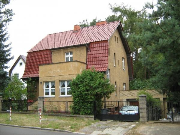 Privatbauherr Berlin / Rahnsdorf vorher