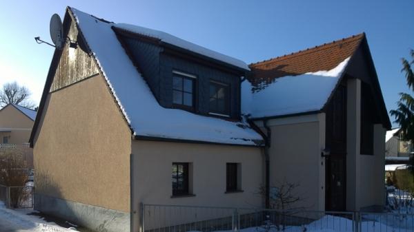 Privatbauherr Großröhrsdorf vorher